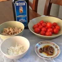 "Cooking ""all'italiana."" Or cooking Italian!"