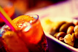 You can't have an aperitivo without the drinks